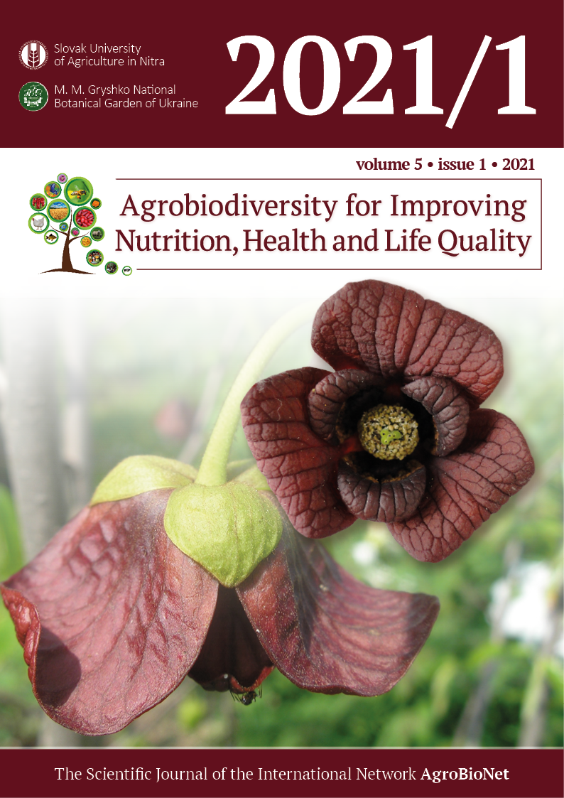 Agrobiodiversity for Improving Nutrition, Health and Life Quality